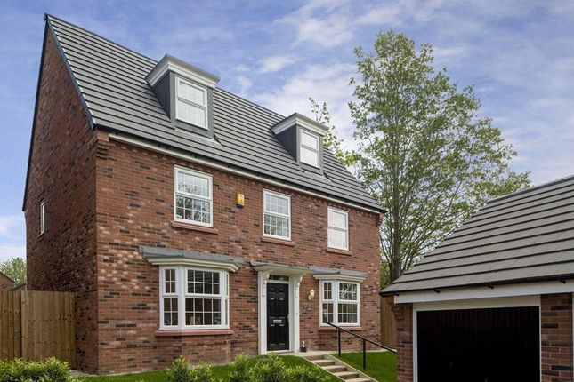 """5 bed detached house for sale in """"Emerson"""" at Waterlode, Nantwich CW5"""