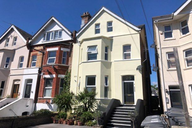 Thumbnail Flat to rent in R L Stevenson Avenue, Bournemouth