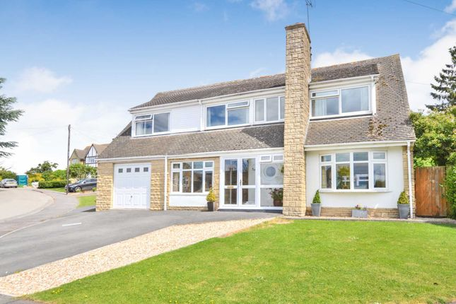 Detached house for sale in Southam, Cheltenham, Gloucestershire