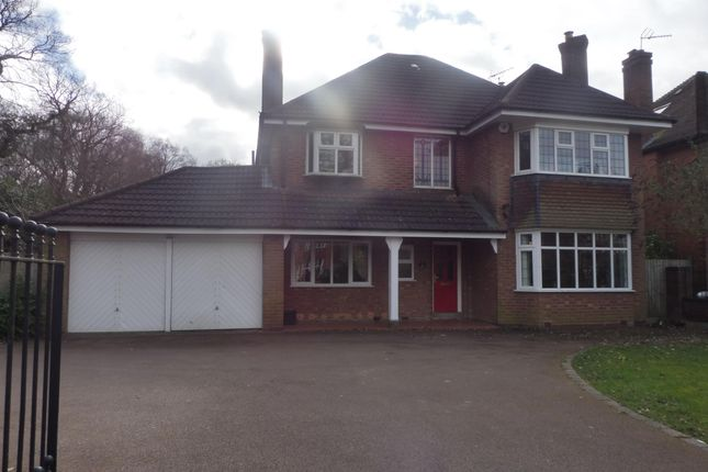Thumbnail Property to rent in Widney Lane, Shirley, Solihull