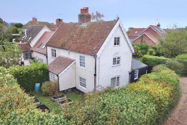 Thumbnail Cottage for sale in Beach Lane, Alderton
