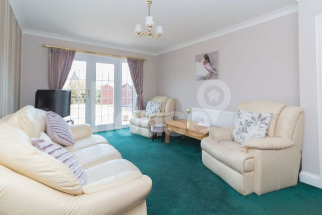 Thumbnail Detached bungalow for sale in Kingsdale Court, Leysdown Road, Leysdown-On-Sea, Sheerness