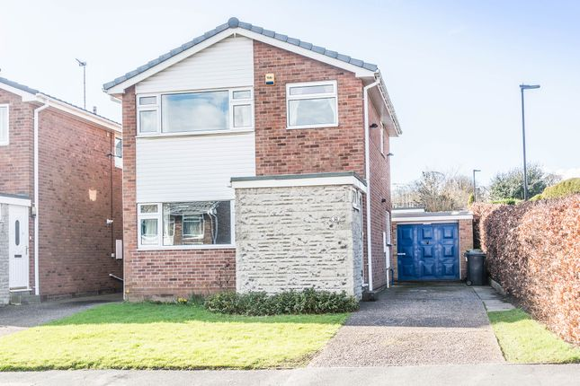 Thumbnail Detached house for sale in Mosborough Hall Drive, Halfway, Sheffield