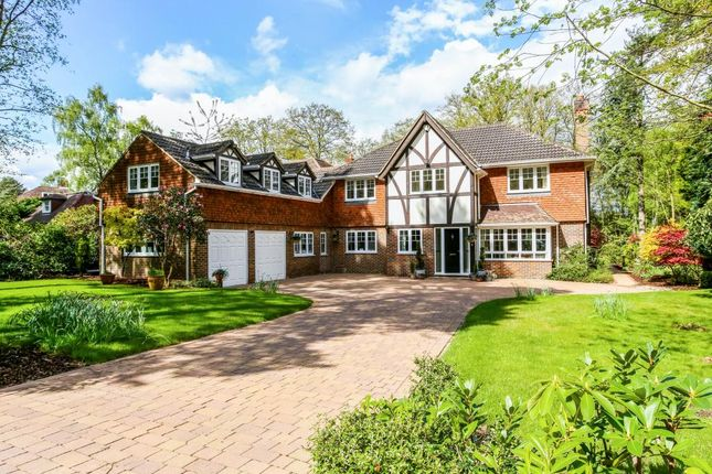 Thumbnail Detached house for sale in Llanvair Drive, Ascot