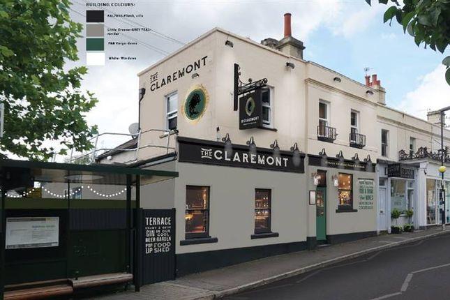 Thumbnail Pub/bar to let in Claremont Terrace, Bath