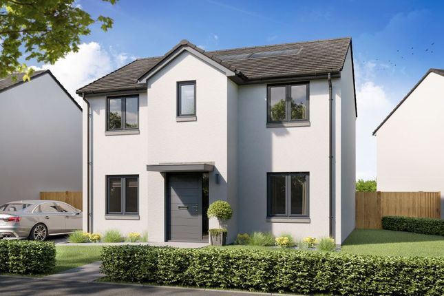 Thumbnail Detached house for sale in Millerhill, Dalkeith