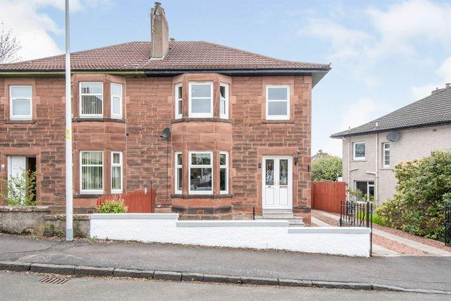 Thumbnail Semi-detached house for sale in York Drive, Rutherglen, Glasgow