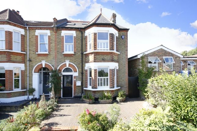 Thumbnail Semi-detached house for sale in Foxcroft Road, London