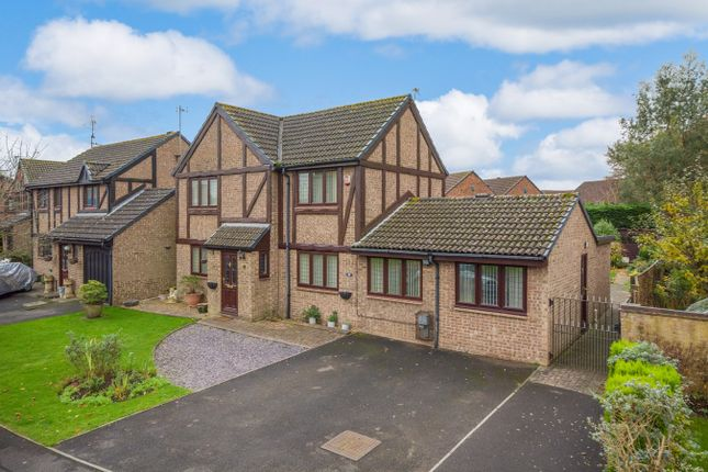 Thumbnail Detached house for sale in Sturmer Close, Yate, Yate