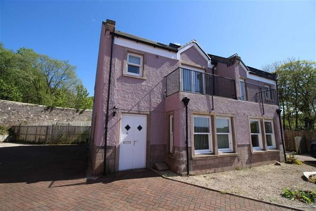 Thumbnail Semi-detached house for sale in Langhouse Road, Inverkip, Greenock