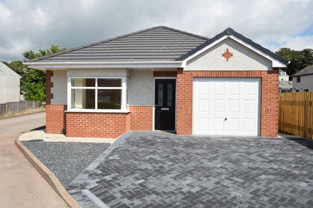 Thumbnail Detached bungalow for sale in Station Approach, Dalton-In-Furness, Cumbria