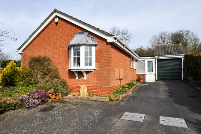 Thumbnail Detached bungalow for sale in Radway Close, Church Hill North, Redditch