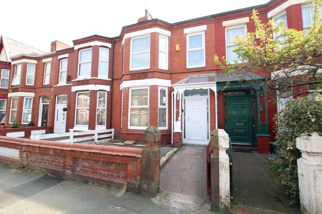 Thumbnail Terraced house to rent in Harrowby Road, Seaforth, Liverpool