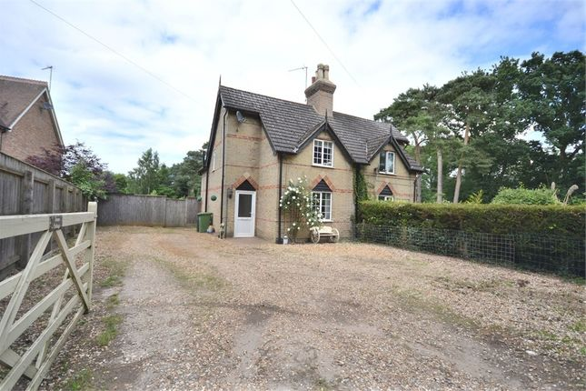 Thumbnail Cottage for sale in Chilver House Lane, Bawsey, King's Lynn