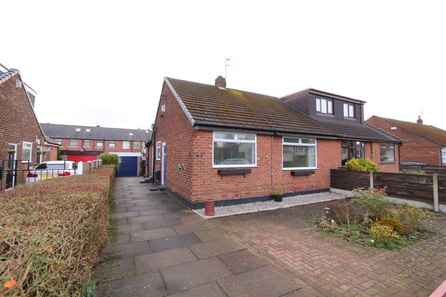 Thumbnail Bungalow to rent in Westmorland Avenue, Dukinfield