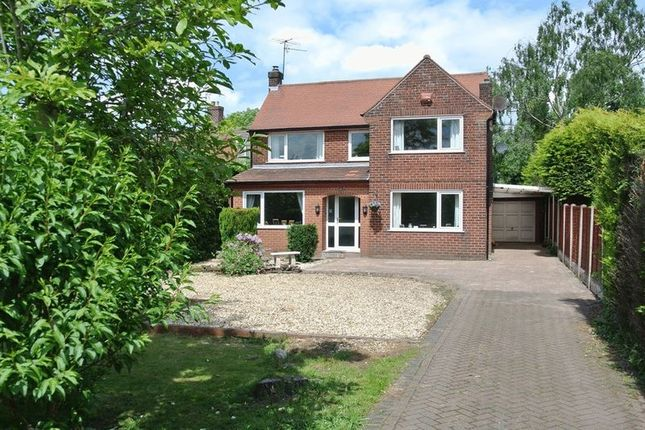 Thumbnail Detached house for sale in Station Road, Sutton-In-Ashfield