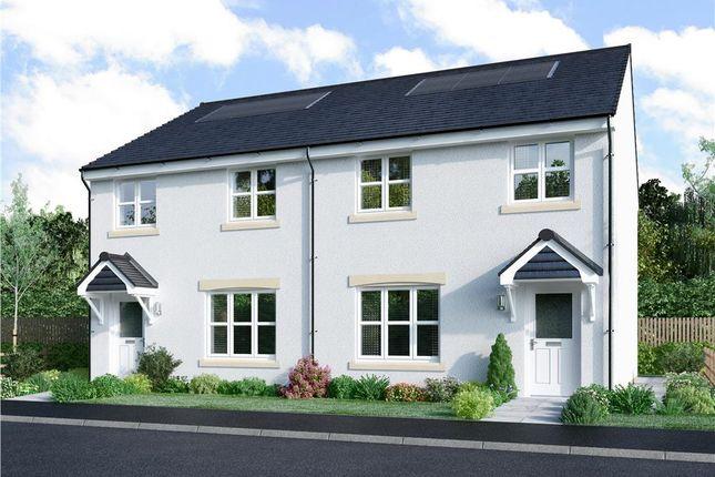 "Thumbnail Semi-detached house for sale in ""Meldrum"" at Lasswade Road, Edinburgh"