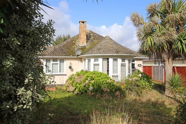 Detached bungalow for sale in Seacroft Avenue, Barton On Sea, Hampshire