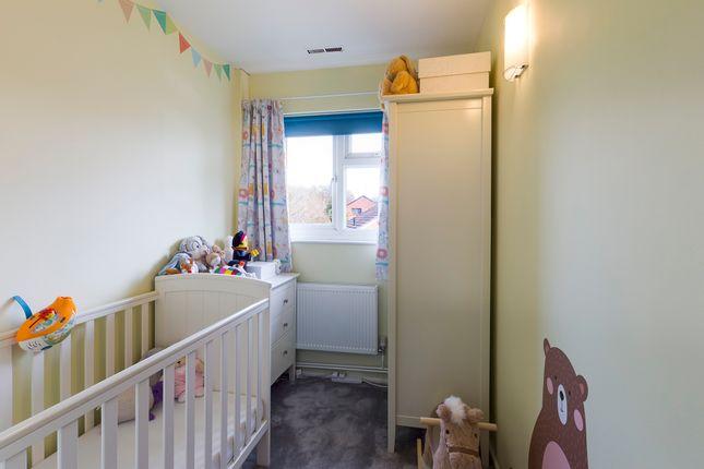 Bedroom Three of Cornflower Close, Locks Heath, Southampton SO31