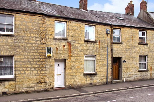 Thumbnail Terraced house for sale in Hermitage Street, Crewkerne, Somerset