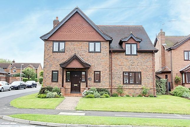 Thumbnail Detached house for sale in Barton Lane, Barrow-Upon-Humber