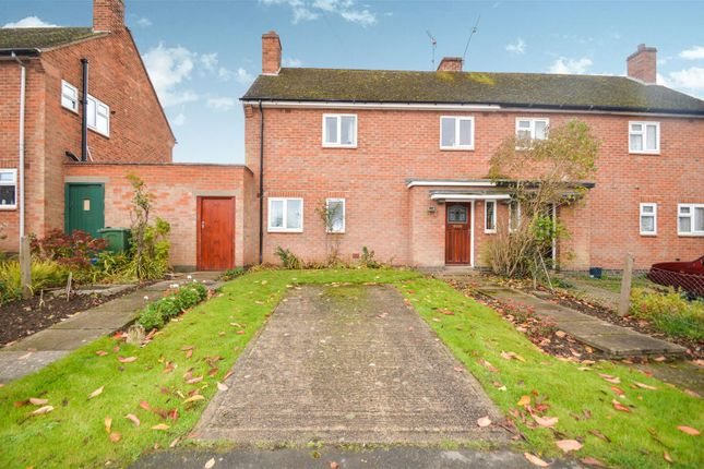 Thumbnail Semi-detached house for sale in Unitt Road, Quorn, Loughborough