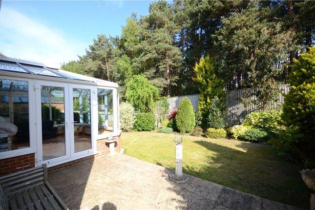 Garden of Ramsdell Road, Elvetham Heath, Hampshire GU51