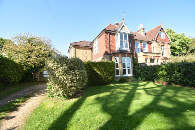 Thumbnail Semi-detached house for sale in Western Way, Gosport, Hampshire
