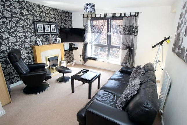 Thumbnail Flat for sale in Explorer Court, Milehouse, Plymouth