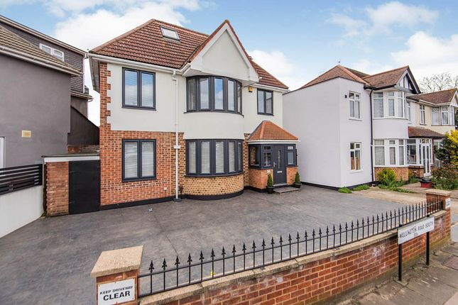 Thumbnail Detached house for sale in Wellington Road South, Hounslow