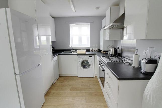 Kitchen of Towgood Close, Helpston, Peterborough PE6