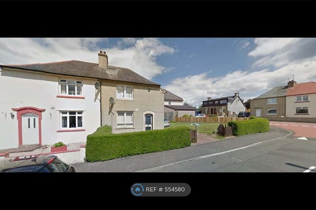 Thumbnail Semi-detached house to rent in Wall Street, Camelon, Falkirk