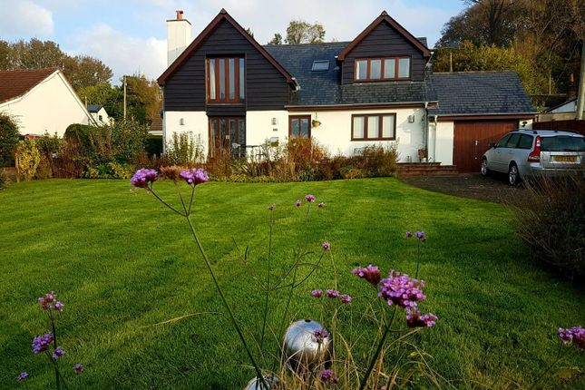 Thumbnail Detached house for sale in Corrob, Penmoel Lane, Chepstow