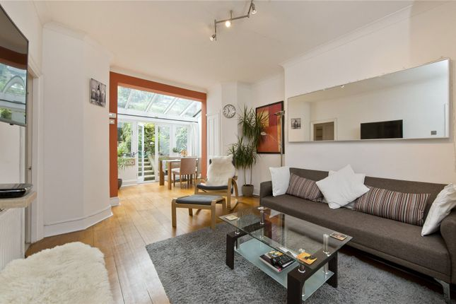Thumbnail Flat for sale in Blythe Road, London