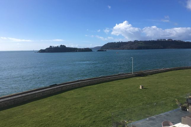 Thumbnail Flat to rent in Grand Parade, The Hoe, Plymouth