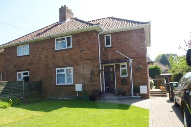 Thumbnail Flat for sale in Queensway, Wymondham