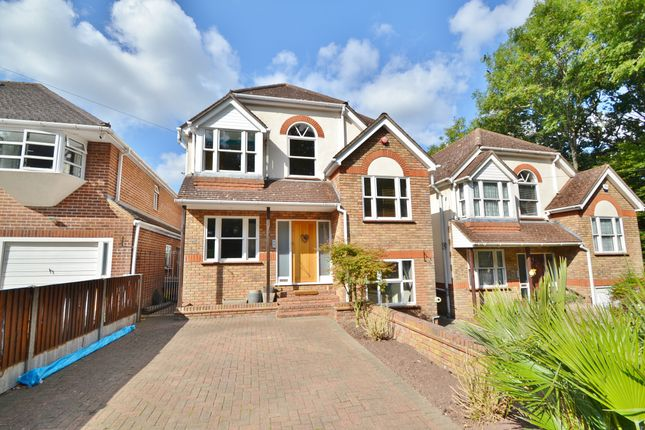 Thumbnail Detached house for sale in Brookside South, East Barnet