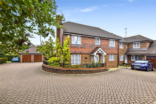 Thumbnail Detached house for sale in Vanessa Way, Joydens Wood, Kent
