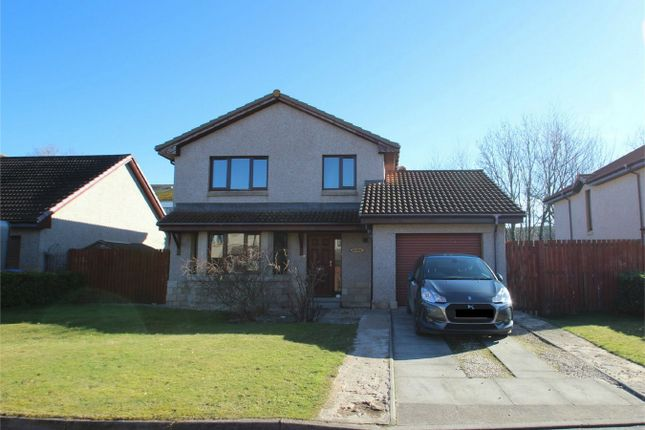 Thumbnail Detached house for sale in 3 Spey Drive, Fochabers, Moray