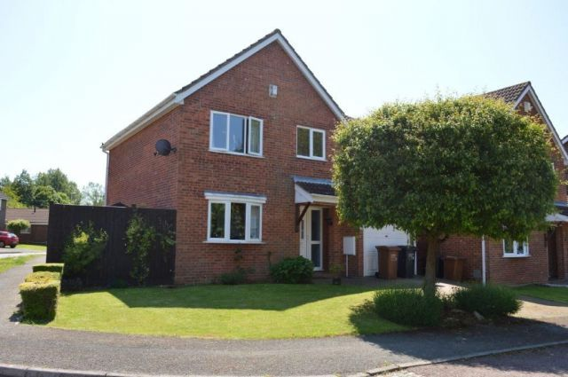 4 bed detached house for sale in Fisher Close, Little Billing, Northampton NN3
