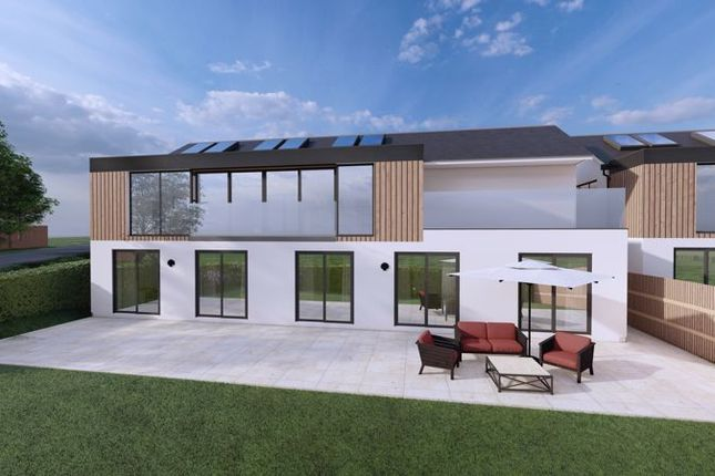 Thumbnail Detached house for sale in Plot 13, Phase Two, Spinnaker Drive, St Mawes
