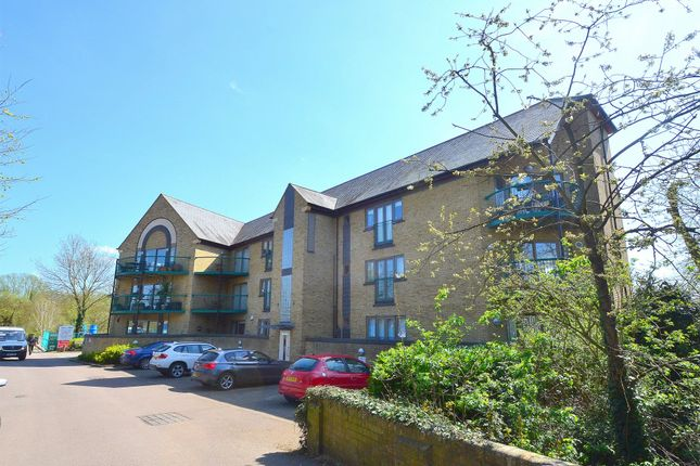 Thumbnail Flat for sale in Mill View Court, School Lane, Eaton Socon, St. Neots