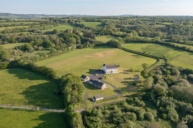 Detached house for sale in Nantycaws, Carmarthen