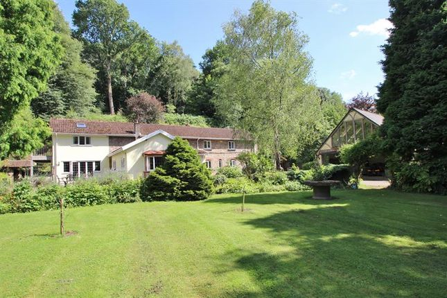 Thumbnail Cottage for sale in Upper Redbrook, Monmouth
