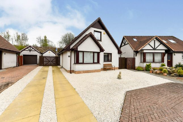 Thumbnail Detached bungalow for sale in Mill Park, Dalry