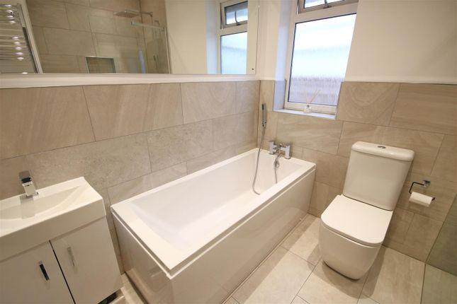 Bath/Shower Room of Woburn Avenue, Kirby Cross, Frinton-On-Sea CO13