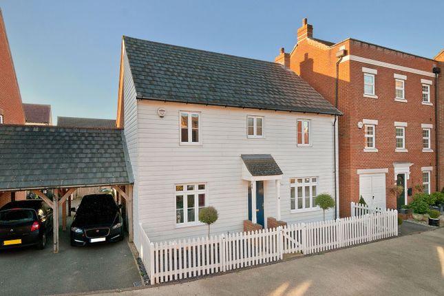 Thumbnail Detached house for sale in Deyley Way, Singleton, Ashford