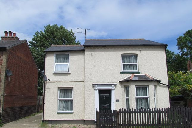 Thumbnail Detached house to rent in High Street, Thorpe-Le-Soken, Clacton-On-Sea