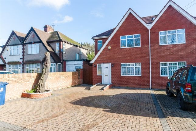 3 bed semi-detached house for sale in Oldfield Lane North, Greenford, Greater London
