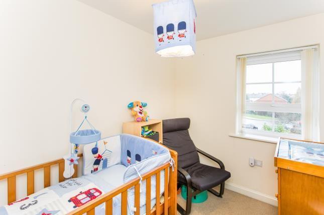 Bedroom Three of Leighton Drive, St. Helens, Merseyside WA9